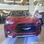 Daftar Aksesoris Baru di Mitsubishi Outlander Sport