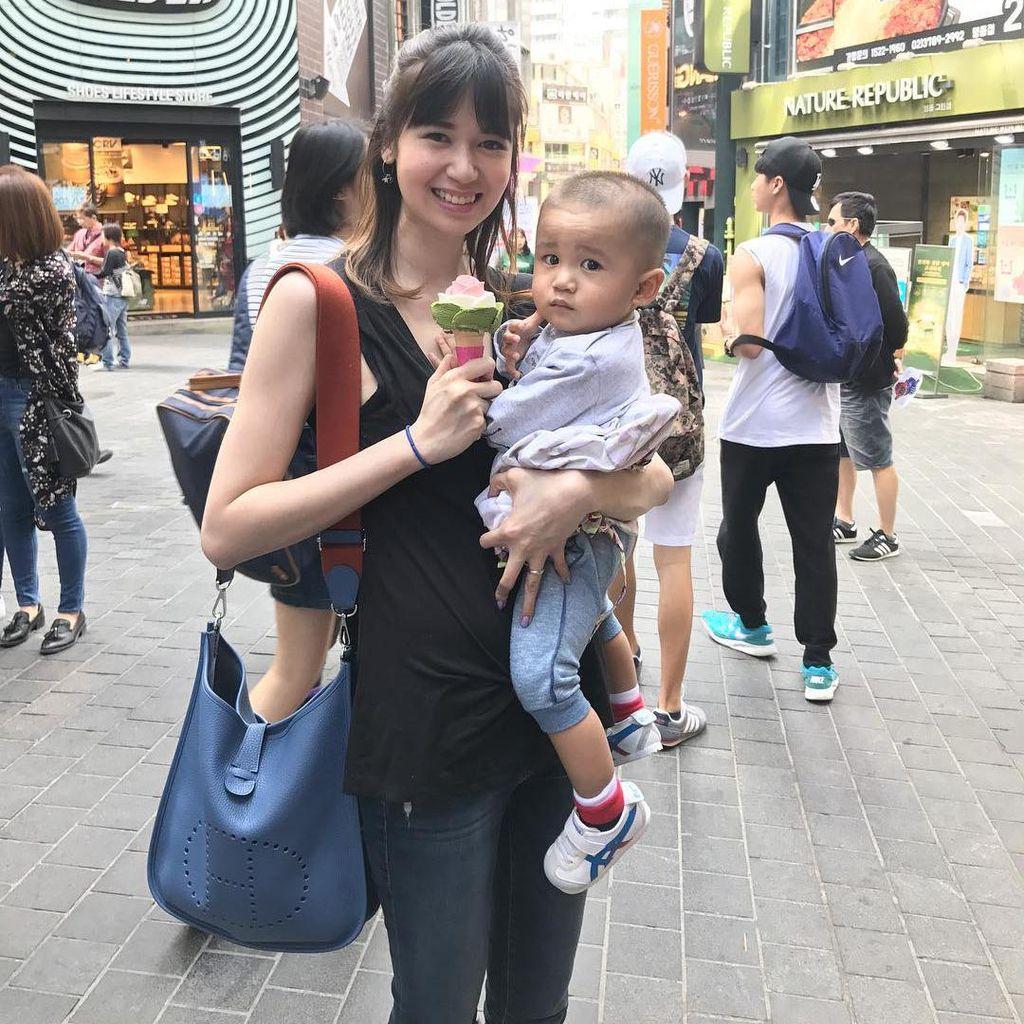 Perubahan yang Dirasakan Laura Basuki Usai Punya Anak