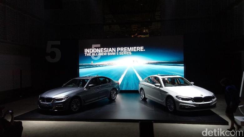BMW Seri 5 Sudah Terjual Hampir 8 Juta Unit