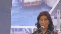 Menteri Susi: Apa yang Saya Lakukan Mengganggu Comfort Zone