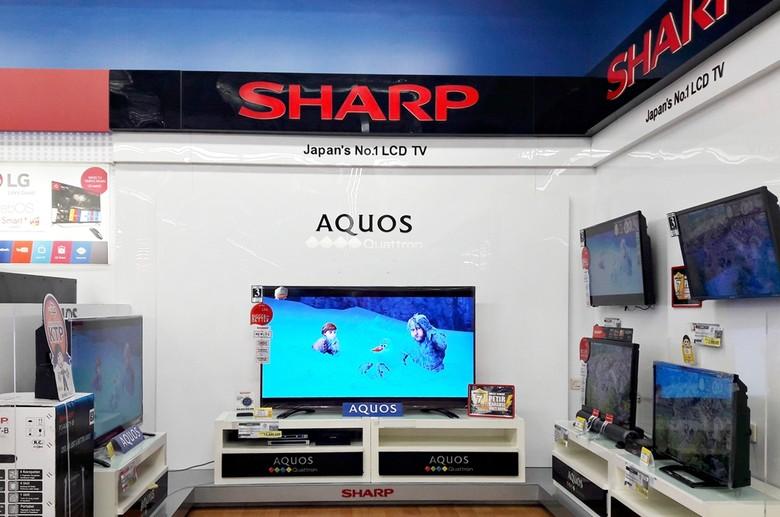 Beli LED TV Dapat Diskon Sampai Rp 100.000 di Transmart Carrefour