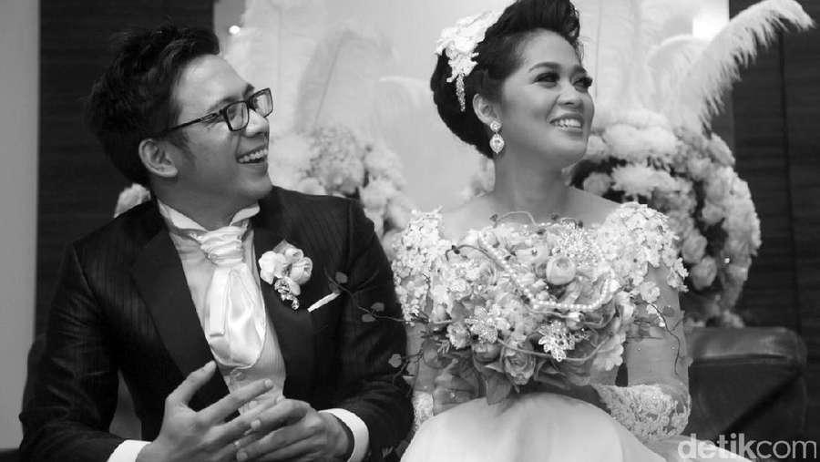 Gracia Indri Masih Bungkam Terkait Perceraian dengan David NOAH