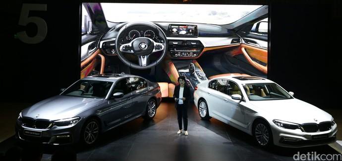 BMW Luncurkan Sedan Para Eksekutif