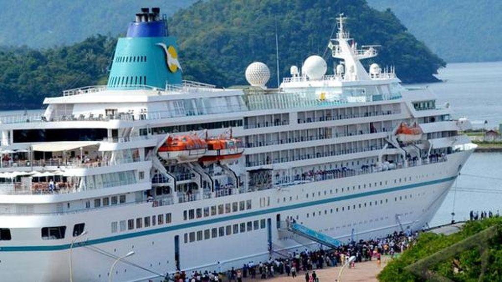 Tarif Jasa Pelabuhan Bagi Kapal Wisata Bakal Lebih Murah