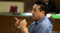 Kasus Korupsi Proyek Jalan, Aseng Dituntut 5 Tahun Penjara
