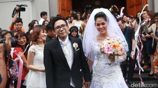 Selama Menikah, David NOAH Disebut Tak Pernah Datang ke Rumah Gracia Indri