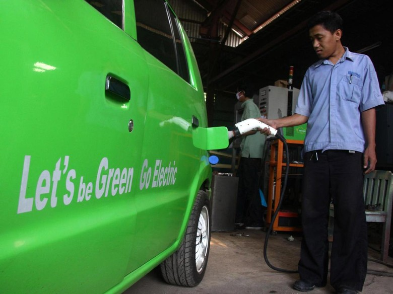 Gaikindo: Listrik Bisa Diaplikasikan di Jenis Mobil Apa Saja