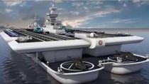 KRI Nusantara, Mimpi Kapal Induk Terbesar Dunia Bikinan Indonesia