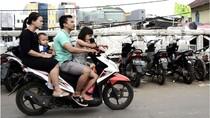 Data Ponsel Dunia: Orang Indonesia Paling Malas Berjalan Kaki