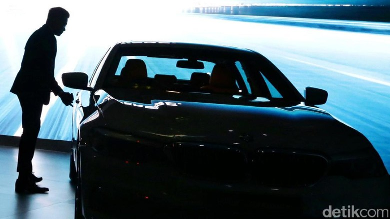 Ini Pertimbangan BMW Lokalkan Seri 5