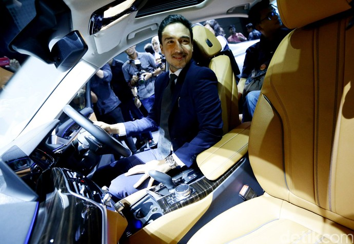 Hamish Daud Kepincut BMW Seri 5