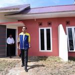 Rumah DP 1% Jokowi di Kaltim Sudah Dipesan 2.000 Orang