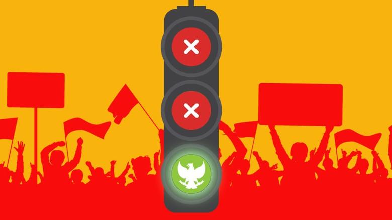 Perppu Ormas untuk Bubarkan Ormas Radikal, Pro atau Kontra?