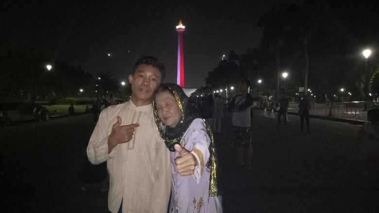 Pulang dari Jakarta, ABG Selamet Antar Rohaya ke Bidan