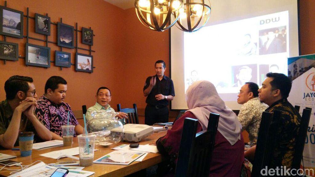 Pengusaha Muda Bakal Kumpul Bareng Bahas Ekonomi Jakarta