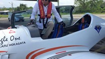 Irwandi, Gubernur Aceh yang Suka Piloti Pesawat Sendiri Saat Dinas