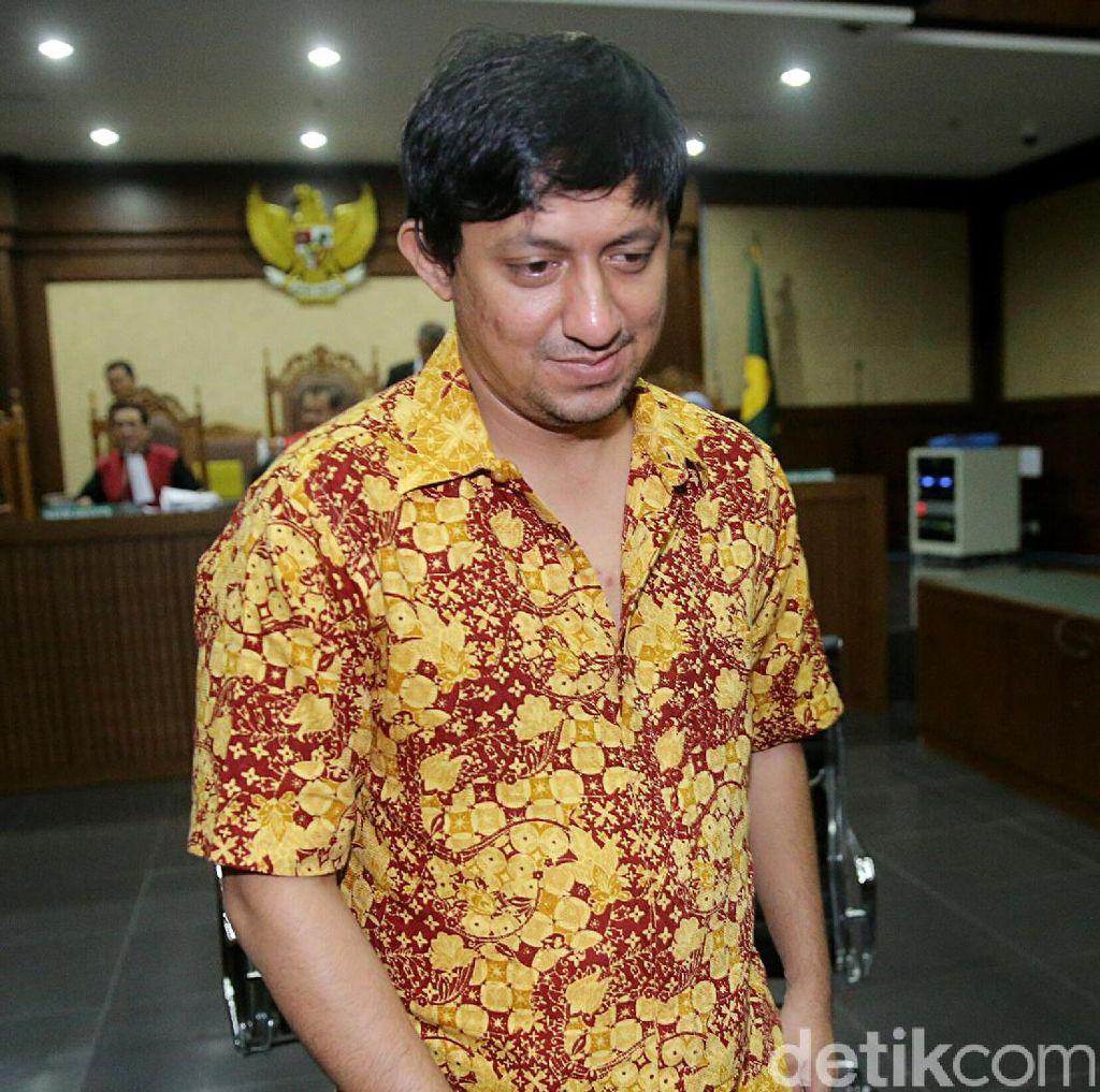 Sidang Korupsi Alquran, Fahd Protes Kesaksian Vasco Soal Priyo