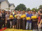 Kapolri Beri Penghargaan ke Polisi yang Ungkap Sabu 1 Ton