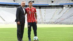 James: Bayern Sebesar Madrid, Mungkin Lebih Besar