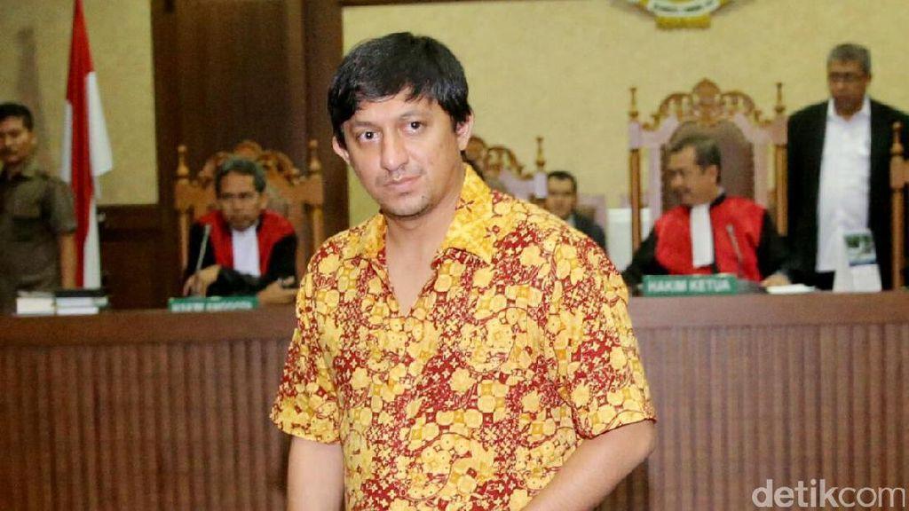 Fahd ke Saksi: Jangan Saya Sendiri Jadi Korban Korupsi Alquran
