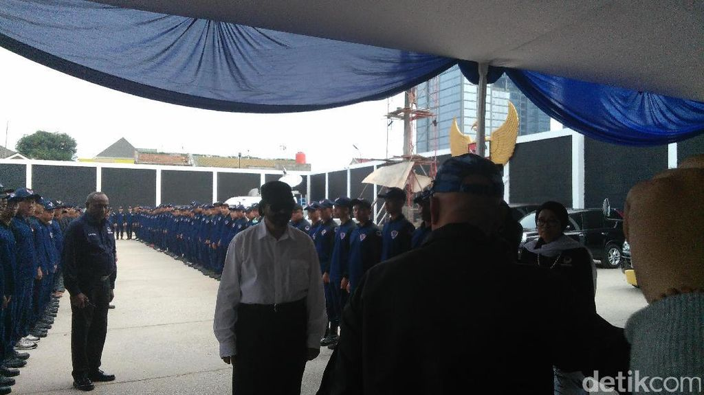 NasDem Bikin Akademi Bela Negara, Jokowi Dijadwalkan Meresmikan