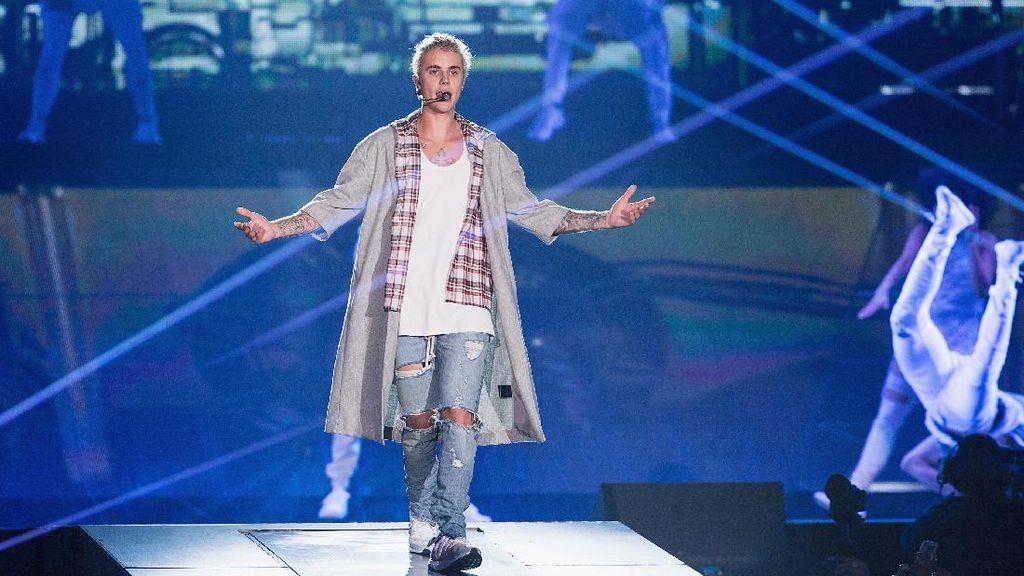 Justin Bieber Batalkan Konser, Manager Buka Suara