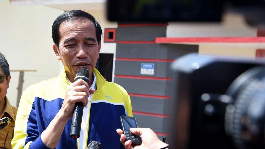 Jokowi: Tol Pekanbaru-Padang Dibangun Akhir Tahun Ini