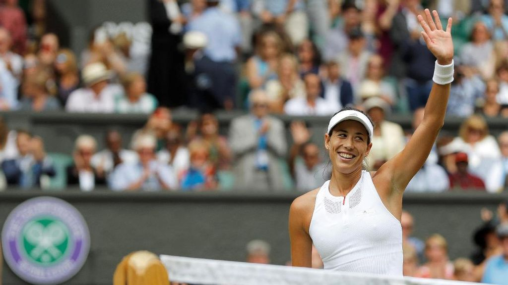 Final Pertemukan Muguruza vs Venus