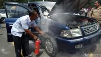 Jangan Tinggalkan Barang Berbahaya dalam Mobil Jika Tak Ingin Begini