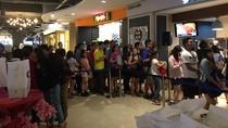Warga Malaysia Rela Antre 2 Jam untuk Cicipi Egg Sponge Cake dari Taiwan