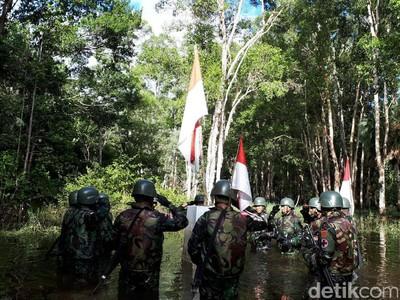 Menjaga Perbatasan Indonesia Adalah Kehormatan