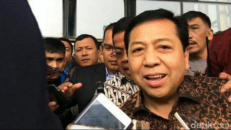 Setya Novanto Tersangka, Golkar Segera Gelar Rapat Pleno