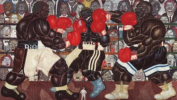 Alasan Lukisan dari Asia Tenggara Digemari Kolektor Dunia