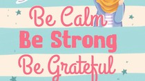 Wirda Mansur akan Rilis Buku Terbaru Be Calm, Be Strong, Be Grateful