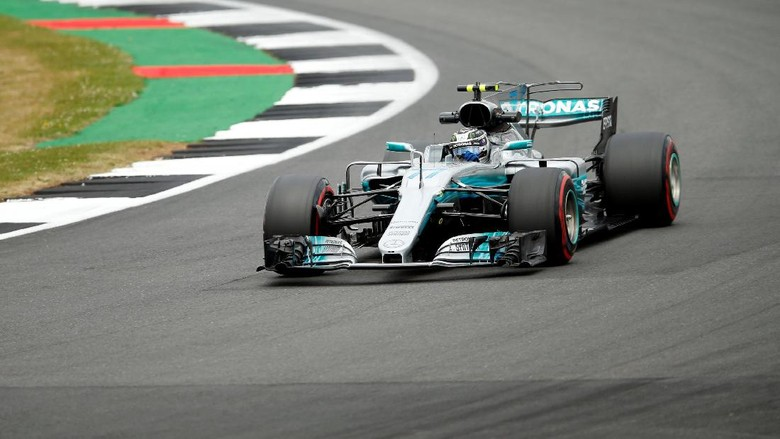 Bottas Tercepat Lagi, Kembali Ungguli Hamilton
