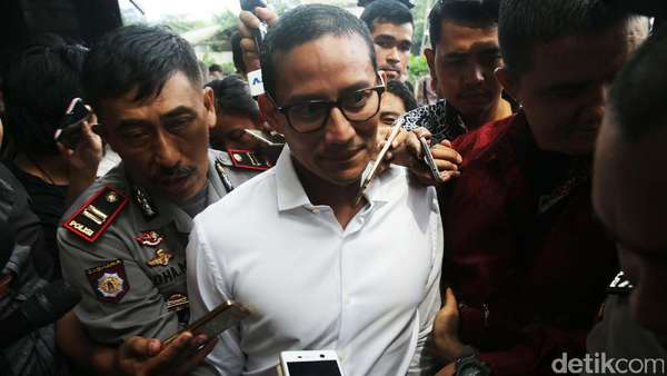 SBY-Prabowo Bertemu, Sandi Berharap Dukungan Demokrat di DKI