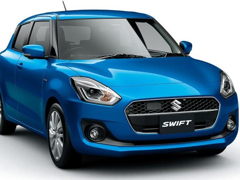 Suzuki Swift Hybrid Meluncur di Jepang, Seliter Bensin Bisa 32 Km