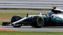 Bottas Tercepat, Mercedes 1-2 di Latihan Pertama