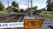 Jembatan Tiba-tiba Ambruk di Swedia, 12 Orang Luka-luka