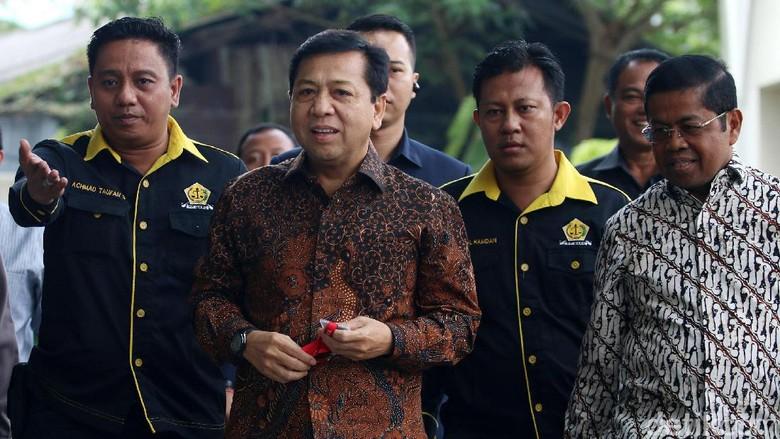 Tetapkan Novanto Jadi Tersangka, KPK: Masyarakat Bisa Mengawal