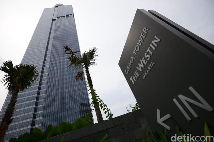 Foto : Ini Lho Deretan Gedung Pencakar Langit Jakarta