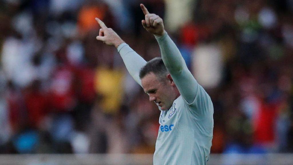Rooney di Ambang Debut Eropa dengan Everton