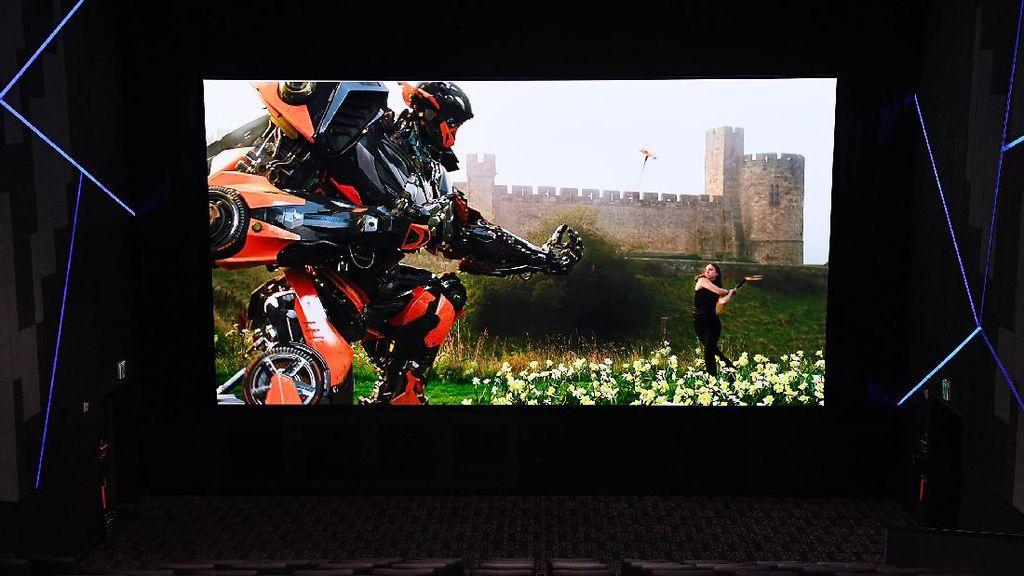 Pertama di Dunia, Bioskop Pakai Layar LED