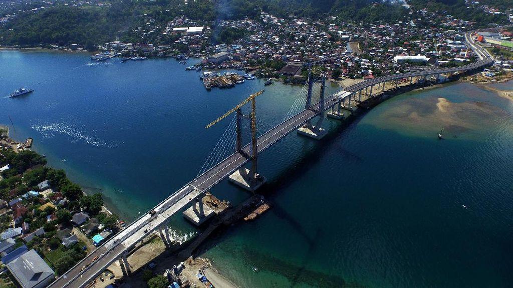 Foto : Jembatan-jembatan Fenomenal di Indonesia
