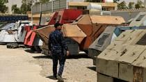 Foto: Ngeri, Ini Mobil untuk Bom Bunuh Diri Buatan ISIS