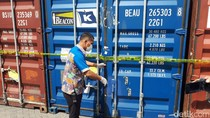 Limbah Dibuang di Surabaya, Polda Jatim Koordinasi dengan Bea Cukai