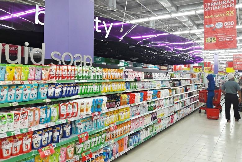 Perawatan Tubuh Diskon Sampai 30% di Transmart dan Carrefour
