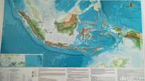 Ini Alasan Kemenko Maritim Perbarui Peta NKRI