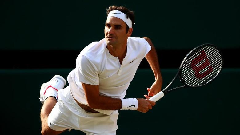 Federer Tolak Disebut Favorit