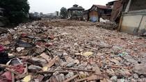Pasca Dibongkar, Bukit Duri Kini Rata Dengan Tanah